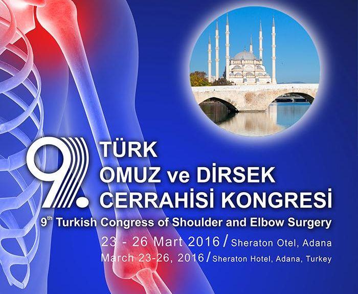 Omuz ve Dirsek Cerrahisi Kongresi